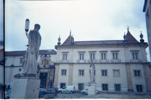 Coimbra by day