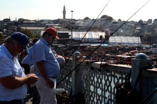 #Istanbul #Galata Bridge
